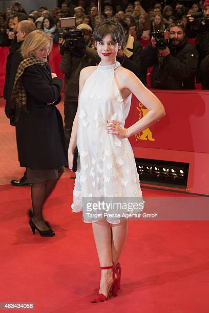 Laia Costa attends the Closing Ceremony of the 65th Berlinale International Film Festival at Berlinale Palace on February 14 2015 in Berlin Germany