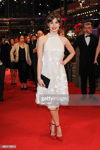 Laia Costa attends the Closing Ceremony of the 65th Berlinale International Film Festival on February 14, 2015 in Berlin, Germany.