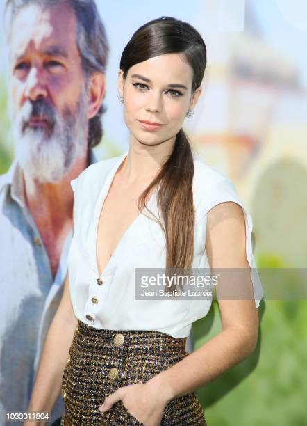 Laia Costa attends the premiere of Amazon Studios' 'Life Itself' at ArcLight Cinerama Dome on September 13, 2018 in Hollywood, California.