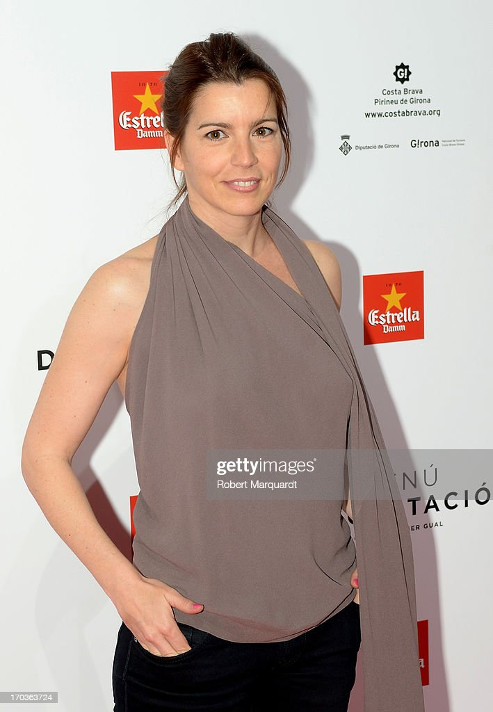 Laia Marull attends the premiere of 'Menu Degustacion' at Comedia Cinema on June 10, 2013 in Barcelona, Spain.