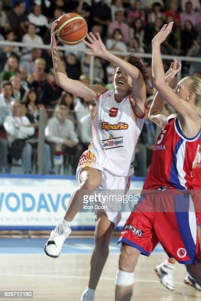 Laia PALAU Espagne / Russie finale du championnat d Europe FIBA 2007