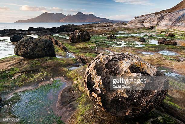Laig Bay, Isle of Eigg, Scotland