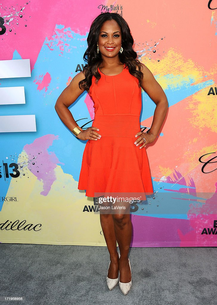 Laila Ali attends Debra L. Lee's 7th annual VIP pre BET dinner event at Milk Studios on June 29, 2013 in Los Angeles, California.