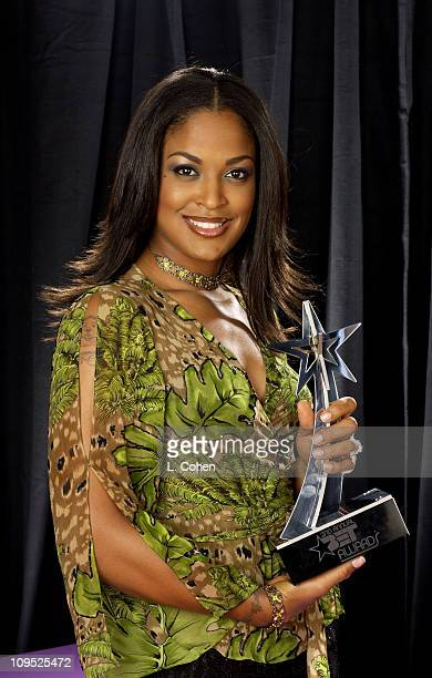 Laila Ali winner for Best Female Athlete of the Year