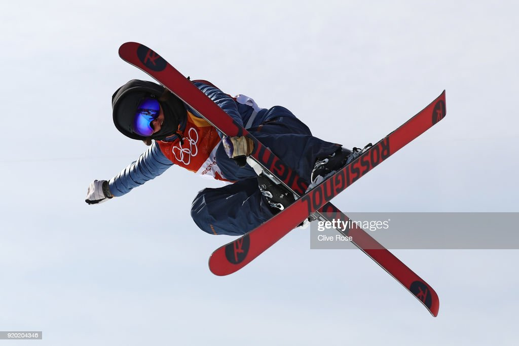 Freestyle Skiing - Winter Olympics Day 10