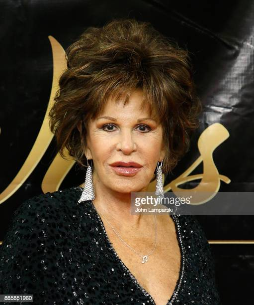 Lainie Kazan attends the 2017 One Night With The Stars benefit at the Theater at Madison Square Garden on December 4 2017 in New York City