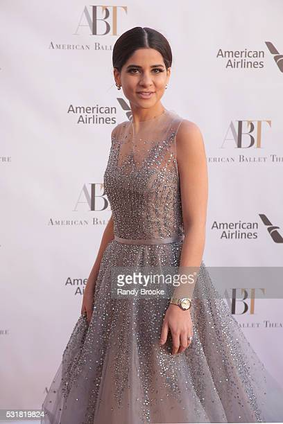 Lainy Hedaya attends the 2016 American Ballet Theatre Spring Gala at The Metropolitan Opera House on May 16 2016 in New York City