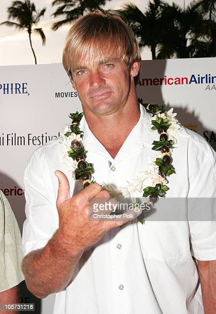 Laird Hamilton during 2005 Maui Film Festival Day Two Sponsored by Bombay Sapphire at Fairmont Kea Lani HotelThe Regent Beverly Wilshire H in Maui HI...