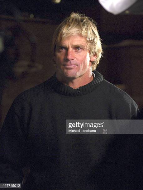 Laird Hamilton during 2006 Sundance Film Festival Boost Mobile Sidecar Lounge at Sidecar Lounge in Park City Utah United States