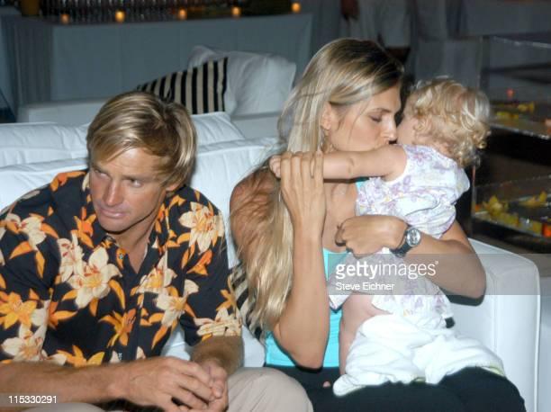 Laird Hamilton Gabrielle Reece and daughter Reece Viola