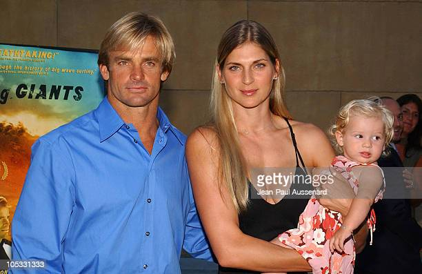 Laird Hamilton Gabrielle Reece and their daughter Reece
