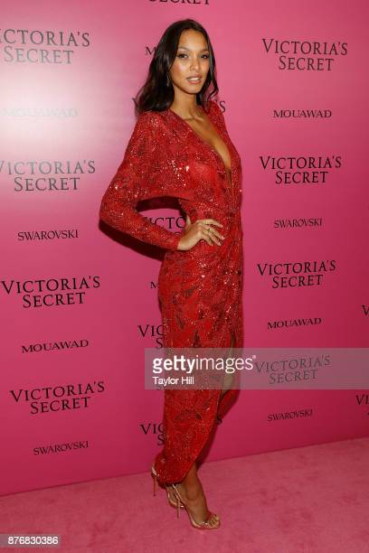 Lais Ribeiro attends the 2017 Victoria's Secret Fashion Show After Party on November 20 2017 in Shanghai China