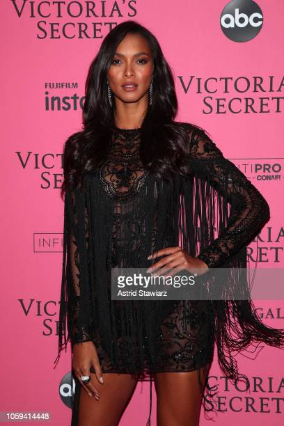 Lais Ribeiro attends the 2018 Victoria's Secret Fashion Show After Party on November 8 2018 in New York City