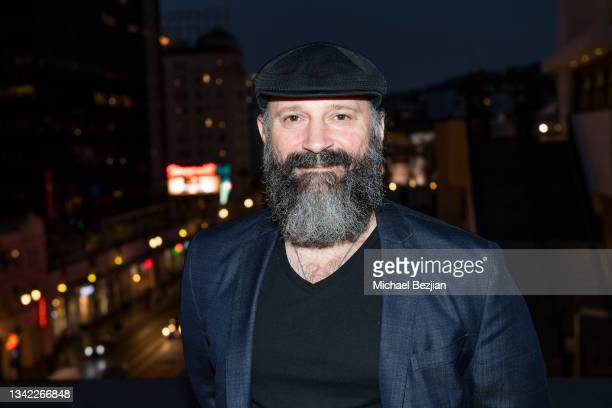 Laith Nakli arrives at 17th Annual Oscar-Qualifying HollyShorts Film Festival Opening Night at Japan House Los Angeles on September 23, 2021 in Los...