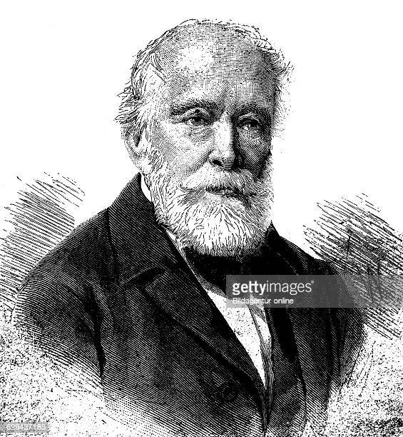 Lajos kossuth de udvard et kossuthfalva 1802 1894 politician and important hungarian freedom fighter historical illustration circa 1893