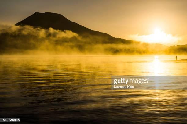 Lake Akan.