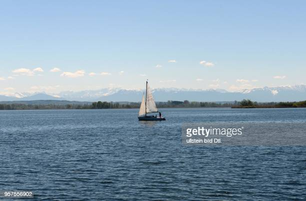 Lake Ammersee Diessen Germany Germany May 6 2016