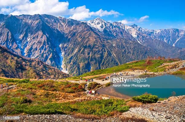 lake and mountains - 地形 ストックフォトと画像