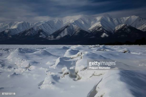 Lake Baikal is of tectonic origin this lake of collapse is in subsidence The ancient base on which the lake rests in contact with the Siberian...
