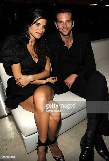 Lake Bell and Bradley Cooper attends the 2009 CFDA Fashion Awards at Alice Tully Hall Lincoln Center on June 15 2009 in New York City