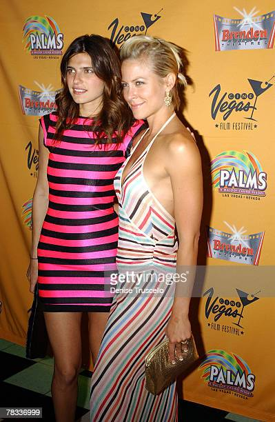Lake Bell and Brittany Daniel