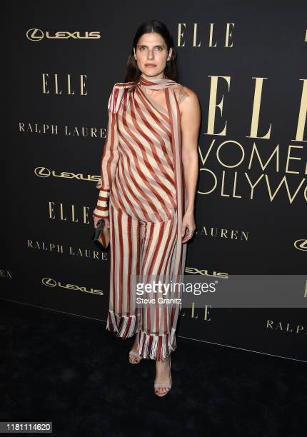 Lake Bell attends ELLE Women In Hollywood at the Beverly Wilshire Four Seasons Hotel on October 14, 2019 in Beverly Hills, California.