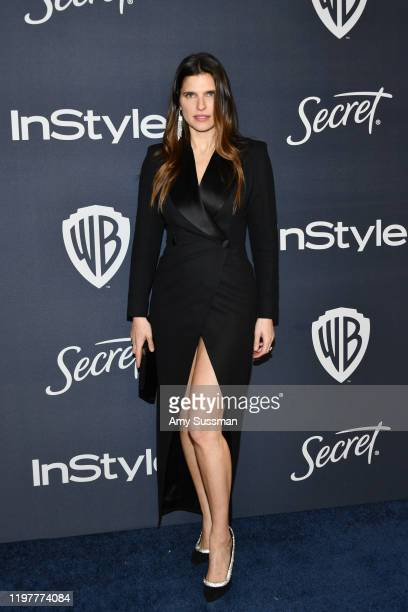 Lake Bell attends the 21st Annual Warner Bros And InStyle Golden Globe After Party at The Beverly Hilton Hotel on January 05 2020 in Beverly Hills...