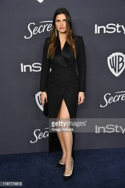 Lake Bell attends the 21st Annual Warner Bros. And InStyle Golden Globe After Party at The Beverly Hilton Hotel on January 05, 2020 in Beverly Hills,...