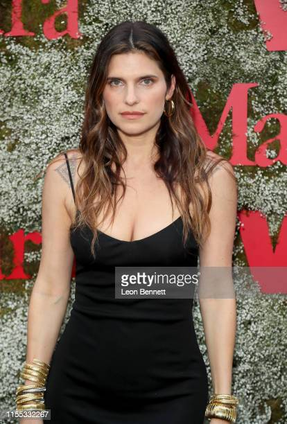 Lake Bell attends the InStyle Max Mara Women In Film Celebration at Chateau Marmont on June 11 2019 in Los Angeles California