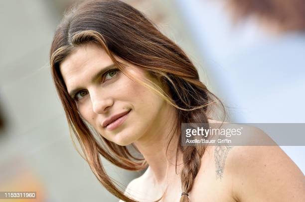 Lake Bell attends the premiere of Universal Pictures' The Secret Life of Pets 2 at Regency Village Theatre on June 2 2019 in Westwood California