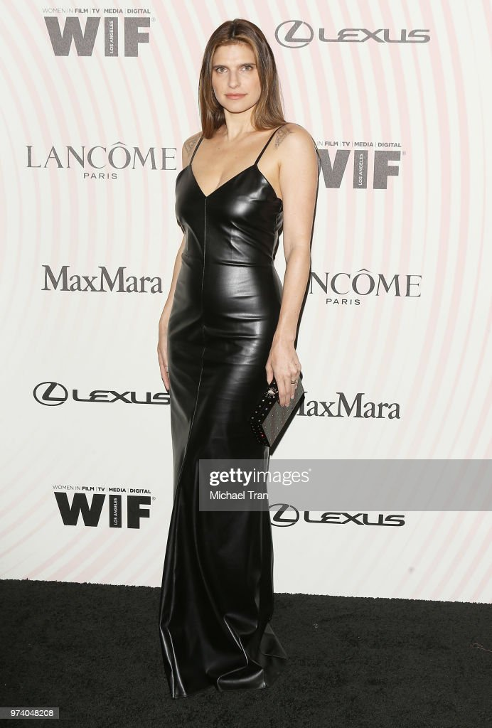 Women In Film 2018 Crystal + Lucy Awards Presented By Max Mara And Lancome - Arrivals : News Photo