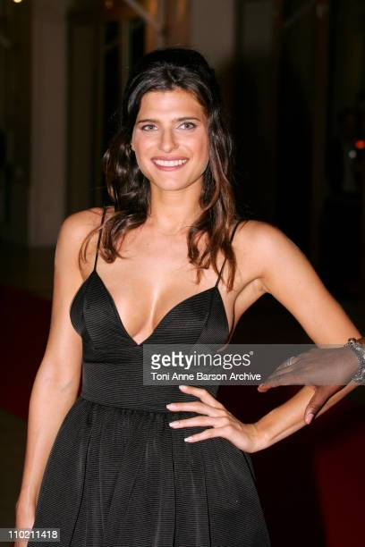 Lake Bell during 2004 MIPCOM 20th Anniversary Party at Martinez Hotel in Cannes