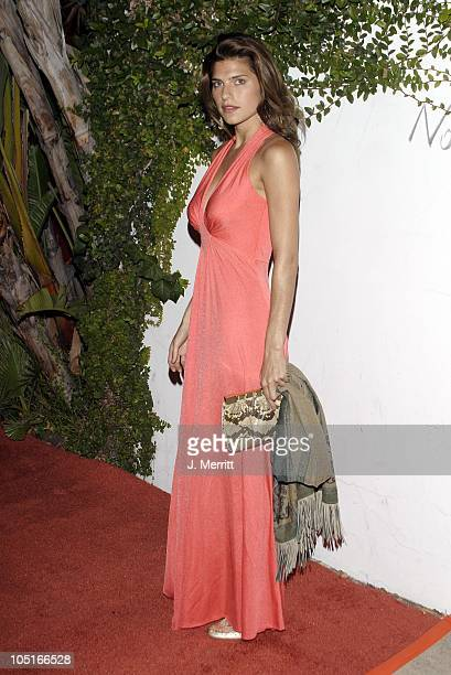 Lake Bell during 20th Century Fox Emmy After Party At Morton's at Morton's Restaurant in Los Angeles, California, United States.