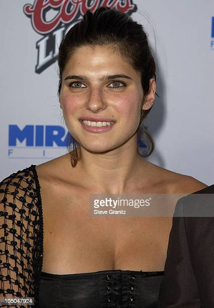 Lake Bell during 'Full Frontal' Premiere at Landmark Cecchi Gori Fine Arts Theatre in Beverly Hills California United States