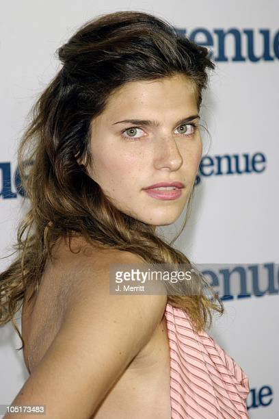 Lake Bell during Ingenue Magazine Launch Party - Arrivals at SkyBar At The Mondrian Hotel in West Hollywood, California, United States.