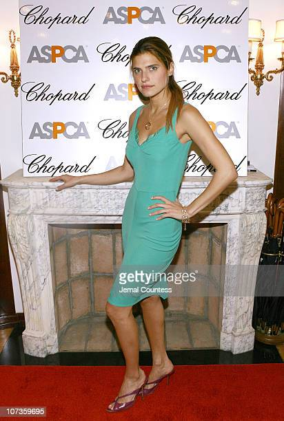 Lake Bell during Lake Bell and Lorenzo Borghese Crown ASPCA Shelter Dog King of the 10th Annual ASPCA Ball with $1Million Chopard Diamond Crown at...