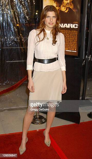 """Lake Bell during """"Narc"""" World Premiere - Los Angeles at Academy of Motion Picture Arts & Sciences in Beverly Hills, California, United States."""