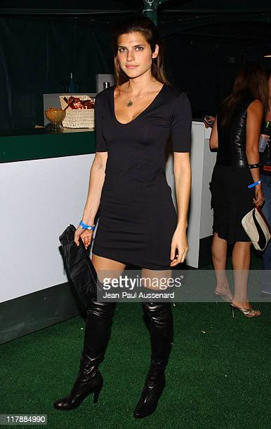 Lake Bell during PlayStation 2 and Mark Wahlberg Host Celebrity Gaming Tournament for Charity Inside at Club Ivar in Hollywood California United...