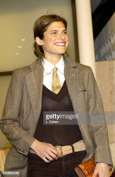 """Lake Bell during """"Spun"""" Los Angeles Premiere at Cinerama Dome in Hollywood, California, United States."""