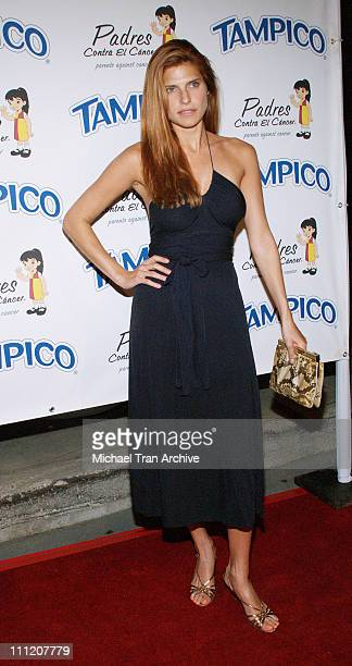 """Lake Bell during Tampico Beverages Presents """"El Sueno de Esperanza"""" Gala to Benefit The PADRES Foundation - Arrivals at Desperate Housewives Wisteria..."""
