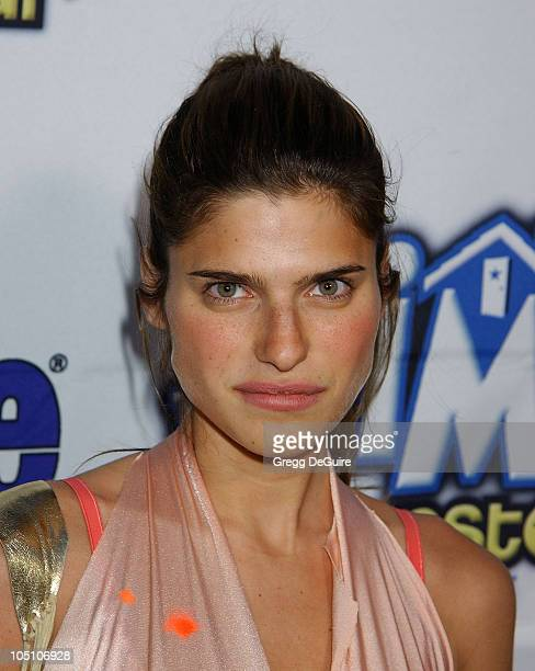 """Lake Bell during Teen People Celebrates The 6th Annual """"25 Hottest Stars Under 25"""" at Lucky Strike Lanes in Hollywood, California, United States."""