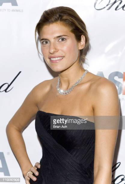 Lake Bell during The Tenth Annual ASPCA Bergh Ball Tails of Time at Mandarin Oriental in New York City New York United States
