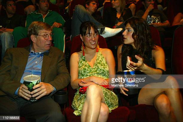 Lake Bell with festival patrons during CineVegas 2004 'The Hillside Strangler' Screening at The Palms Hotel in Las Vegas Nevada United States