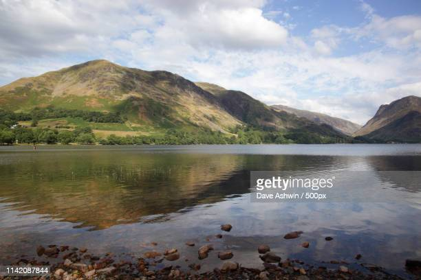 lake buttermere , cumbria - dave ashwin stock pictures, royalty-free photos & images