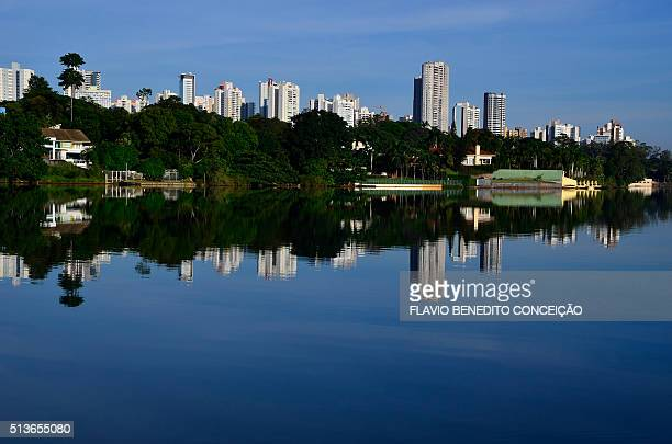 lake city Londrina Brazil