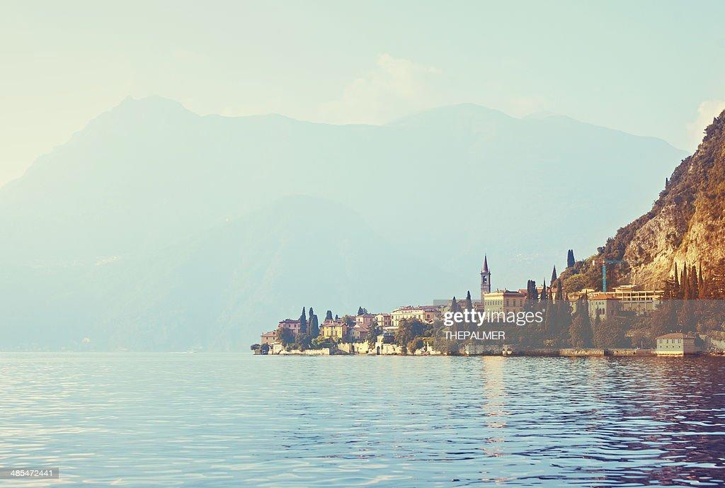 Lake Como in italy : Stock Photo