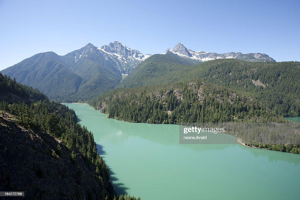 Lake Diablo : Stock Photo