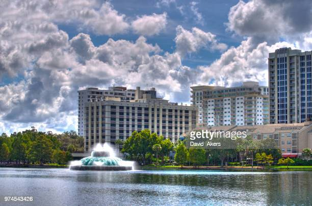 lake eola-orlando, fl - special:whatlinkshere/file:lucerne_circle,_orlando,_fl.jpg stock pictures, royalty-free photos & images