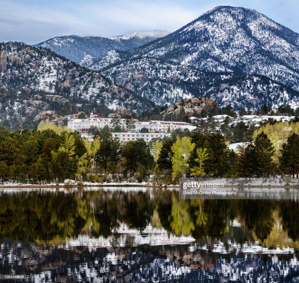 Lake Estes : Stock Photo