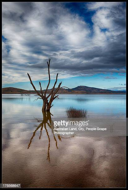 Lake Eucumbene, Australian Alps